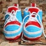 Кеды-пинетки для малышей