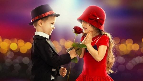 Афоризмы про любовь и отношения. Любовь в детстве