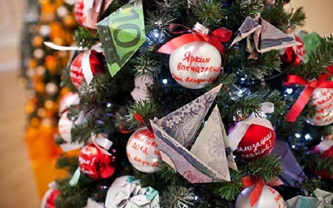 пожелания на елке