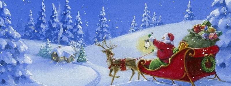 Новогодние конкурсы и веселые игры для детей и взрослых