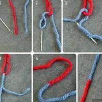 как соединить нитки
